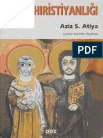 Doğu Hıristiyanlığı Tarihi - Aziz S. Atiya
