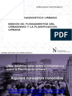2. Fundamentos Del Urbanismo y La Planificacion Urbana