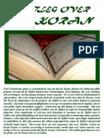 Uitleg over de KORAN - Hubert_Luns