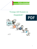 Report on Foreign AID