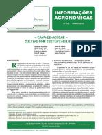 Cana de Açúcar_Cultivo Com Sustentabilidade