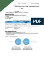 Grade 12 Economics - Seminar Handout