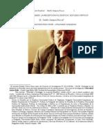 'Sloterdijk y Heidegger2 La recepción filosófica'; Estudio critico_ A Vasquez Rocca
