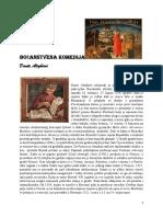 Bozanstvena Komedija Dante Alighieri