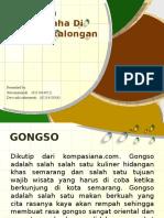 wirausaha gongso