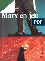 Marx en Jeu - Jacques Derrida