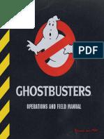 Ghostbusters Manual Square Aspect Ratio