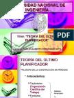 TEORÍA DEL ÚLTIMO PLANIFICADOR rev01