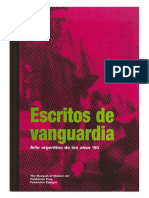 Escritos de Vanguardia