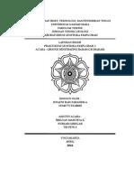 Cover Laporan Petrografi