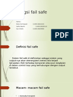 Fungsi Fail Safe