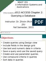 Business Management Access Chapter 2