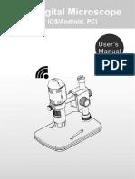 Wifi Digital Microscope User's Manual