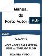 Manual Do Posto Autorizado Elgin
