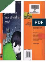 Quien Le Tiene Miedo a Demetrio Latov (1)