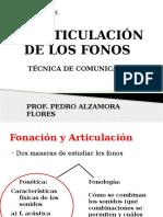 APARATO FONADOR