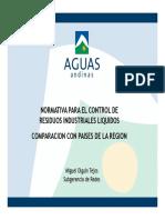 Normativa Comparada Con Otros Paises de La Region DS 021 2009 VIVIENDA