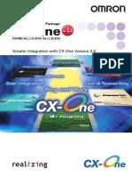 CX ONE V2.0 Funciones