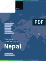Youth Public Policy Nepal En
