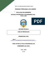 Ejemplo de Caratula Del Informe Teccnico - Filial Lima