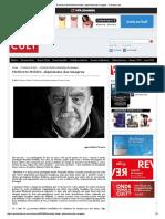 Herberto Helder, Alquimista Das Imagens - Revista Cult