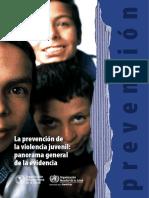 OMS Prevención Violencia Juvenil_spa