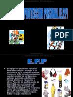 Curso Equipo Proteccion Personal Epp Buen Uso Proteccion Riesgos Senalamientos Avisos Seguridad Colores