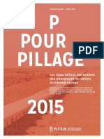P Pour Pillage - 2015