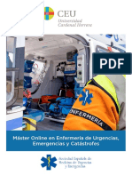 Enfermeria Urgencias Emergencias Catastrofes
