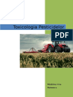Toxicologie Pesticide Final