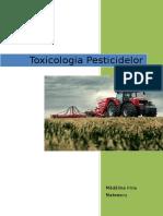 Toxicologie Pesticide Final