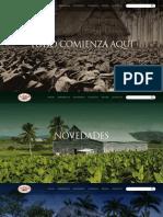 La Vega Website Inicio.