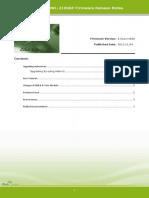 DWL-2100AP Firmware Release Note From v2.50eu to v2.51eu-1