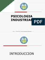 1Presentacion Psicologia Industrial
