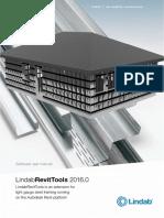 LindabRevitTools 2016.0 - Manual