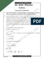 Jr Physics Oscillations Em