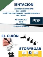 GUION Y STORYBOARD