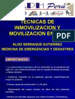 TECNICAS DE INMOVILIZACION Y MOVILIZACION EN APH.ppt