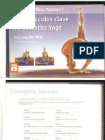 Los Musculos Claves en El Hatha Yoga_Ray Long_Volumen I