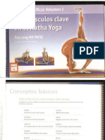 Los Musculos Claves en El Hatha Yoga_Ray Long_Volumen I