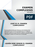 presentación examen complexivo