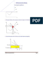 Micro Exam Review Sheet