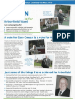 Gary Cowan - Best Choice for Arborfield