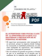 Curso Supervisores de Planta