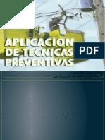 Aplicación de Técnicas Preventivas