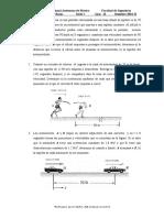 Serie Uno Cin y Din 2016-II Gpo 21