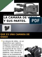 La Camara de Video y Sus Partes