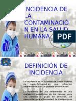 Contaminacion en La Salud Humana
