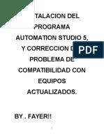 Instalacion Automation