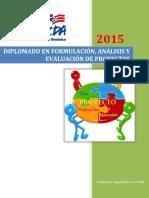 Formulacion, Analisis y Evaluacion de Proyectos